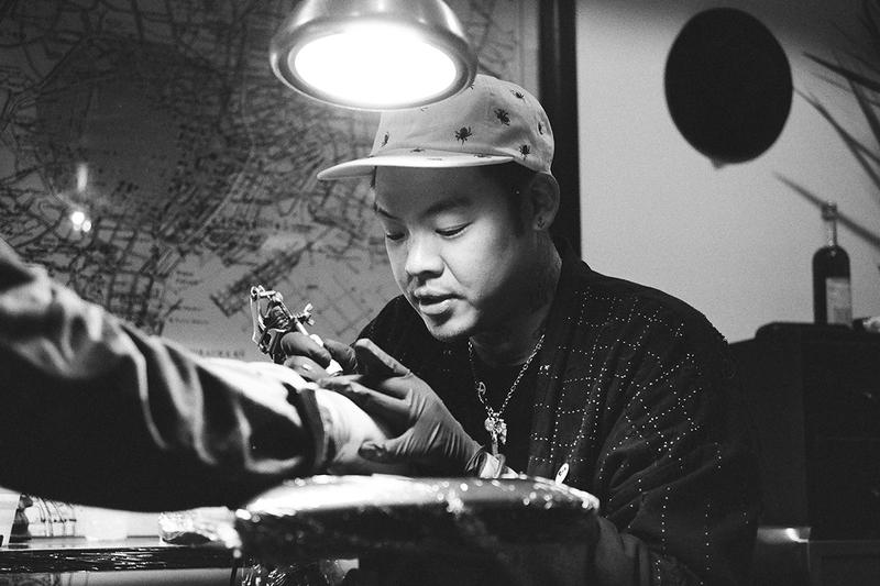 Dr. Woo Interview with Union Los Angeles About Tattooing, Art, and his New Studio