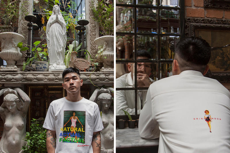 Grind London's New Haves of the Have Nots Lookbook