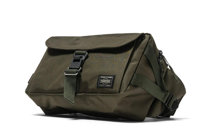 Head Porter Arno 2017 Spring/Summer Collection Functional Luggage