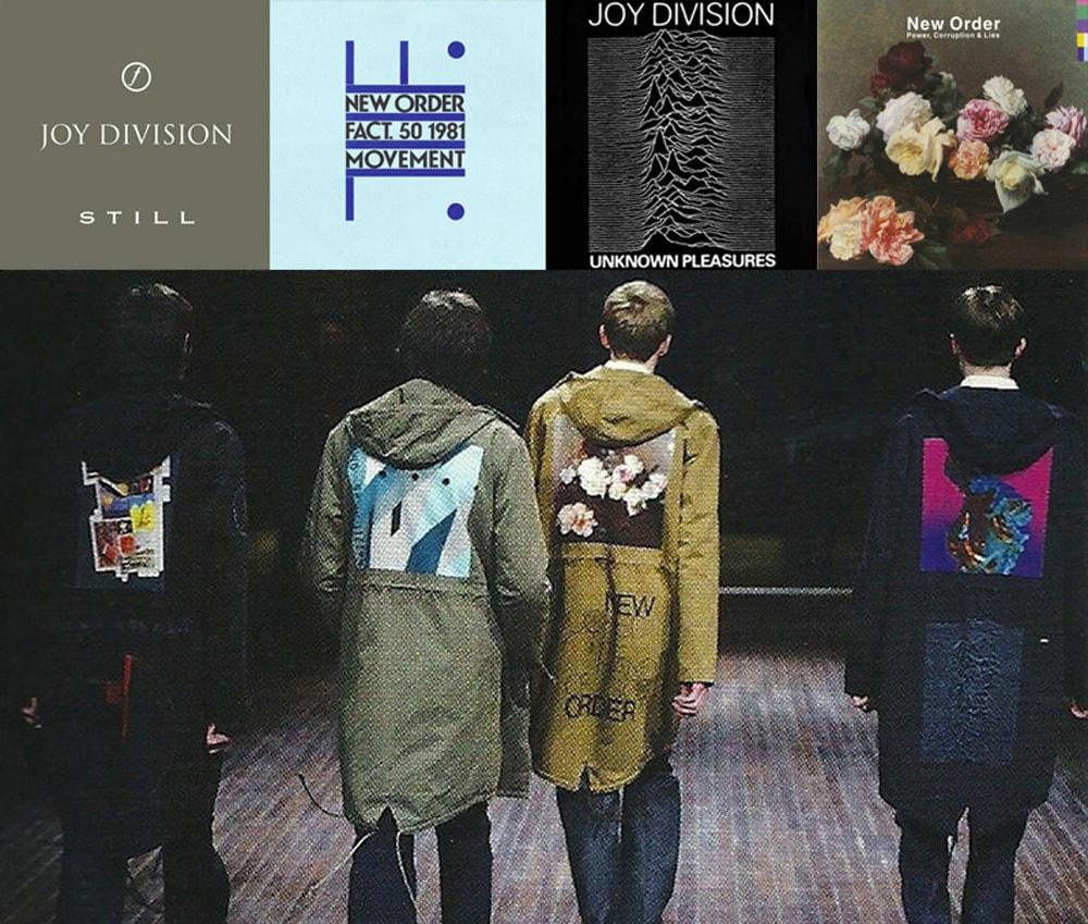 Raf Simons Music and Art Influences Storm Copenhagen