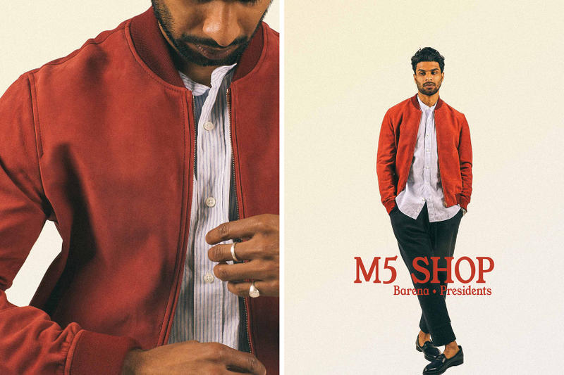 M5 Lookbook