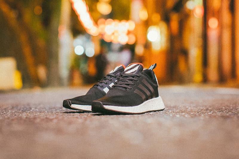 adidas Originals NMD R2 Tokyo Edition Black Colorway