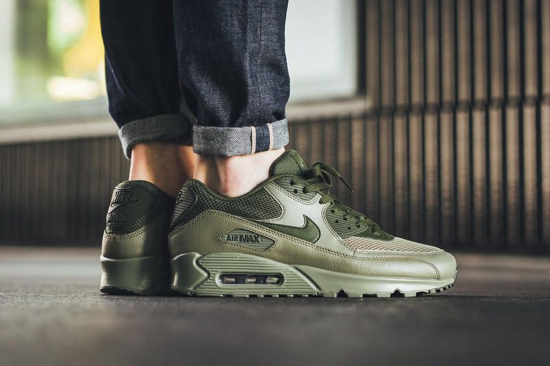 Nike Air Max 90 Essential Green Legion Trooper