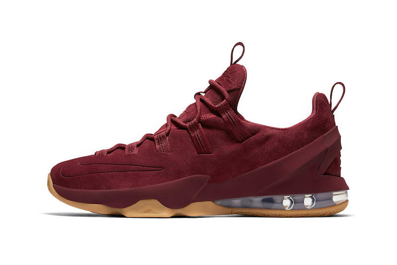 a5bf6f65bd625 Nike Announces LeBron 13 Low Team Red Colorway