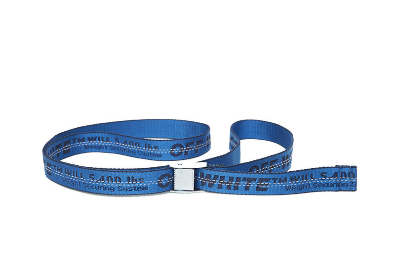 OFF-WHITE Industrial Belt Pre-Order Colors