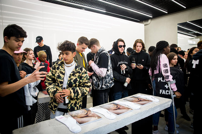 Places+Faces Magazine and Merch Launch London