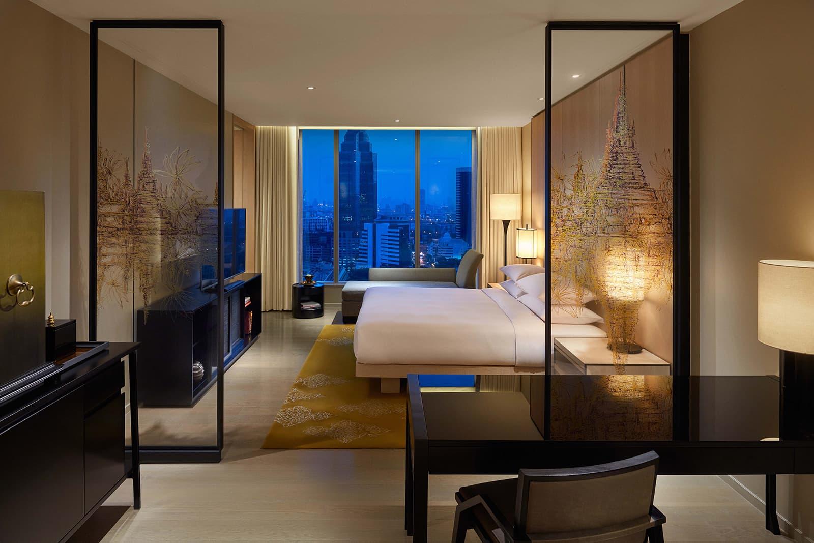 Inside The Ultra Luxurious Park Hyatt Bangkok Hypebeast