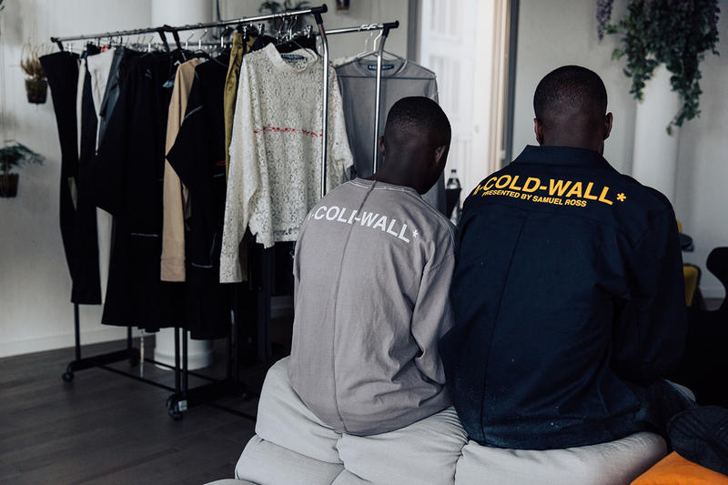 A-COLD-WALL London Pop-Up Store