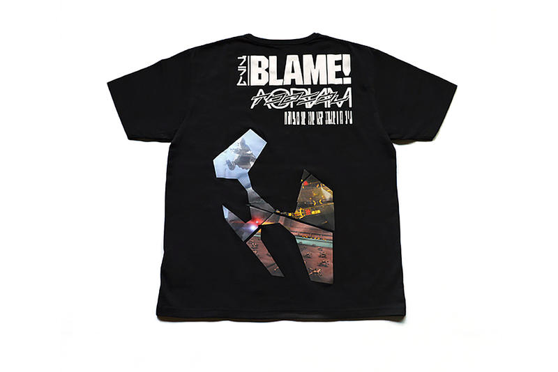 ACRONYM BLAME! T-shirt Collection EDITION
