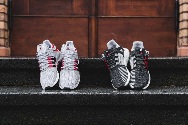 "OVERKILL and adidas Consortium Collaborate on EQT ""Coat of Arms"" Pack"