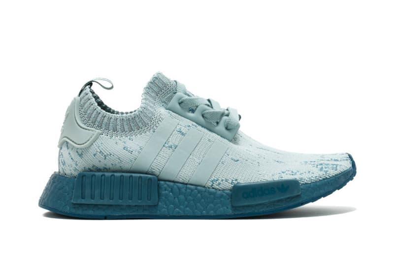7fa7359be6dd9 adidas Originals NMD R1 Sea Crystal Blue Colorway
