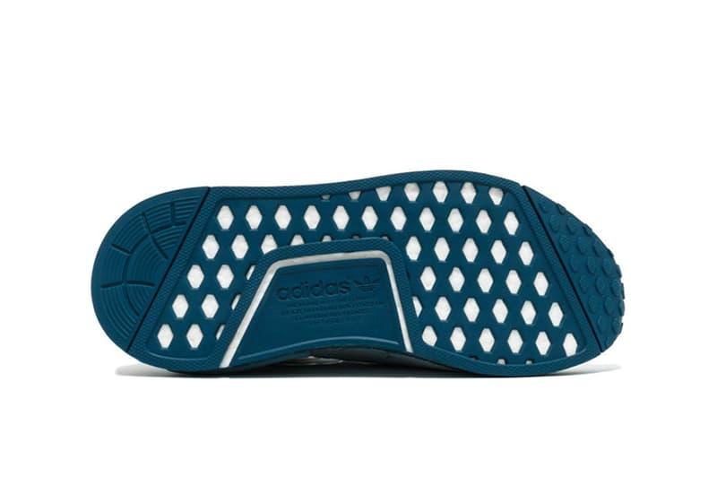 adidas Originals NMD R1 Sea Crystal Blue Colorway