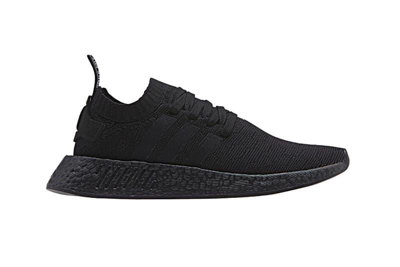 "adidas Originals NMD R2 ""Triple Black"""