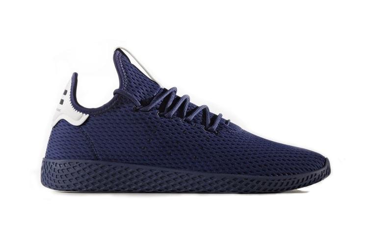 2da324d81 Pharrell s adidas Originals Human Race Sneaker Adds More Colors to Its  Arsenal