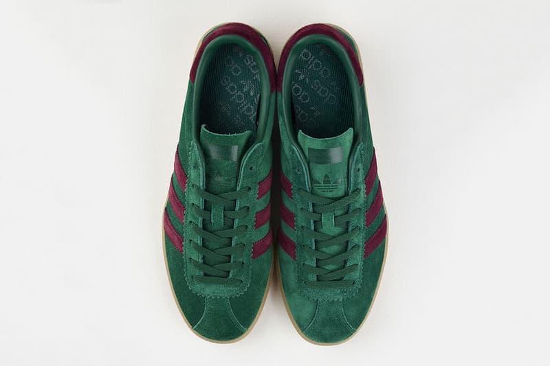 adidas Originals size? Pine Green Bermuda