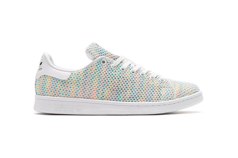 b784fa4cc26cfd A New Multicolored adidas Originals Stan Smith Surfaces