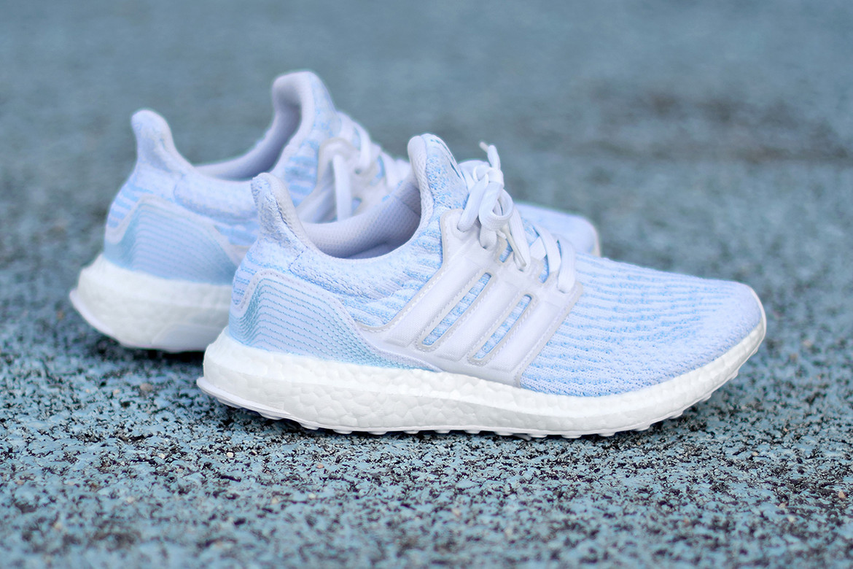Parley X Adidas Ultraboost 3 0 Ice Blue Hypebeast