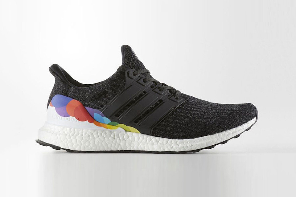 """The adidas UltraBOOST 3.0 """"Pride/LGBTQ"""" Gets an Official Unveiling"""