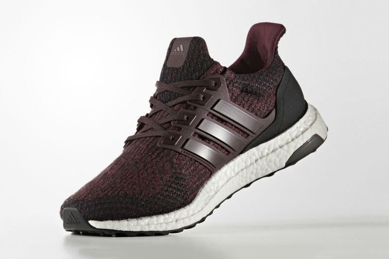 hot sale online bb226 cbdd4 adidas ultra boost burgundy 3 0