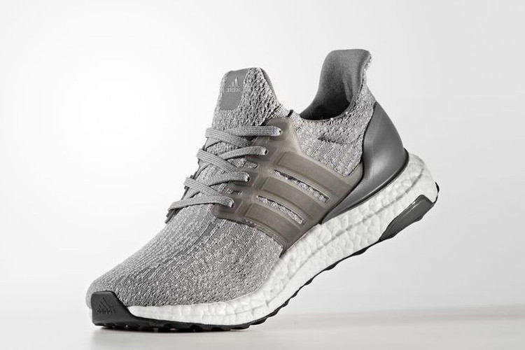 d87bc9aa91363 Shades of Grey Cover the Latest adidas UltraBOOST 3.0