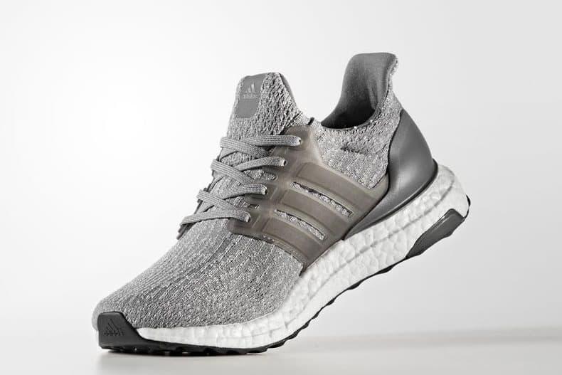 adidas UltraBOOST 3 0 Four Grey