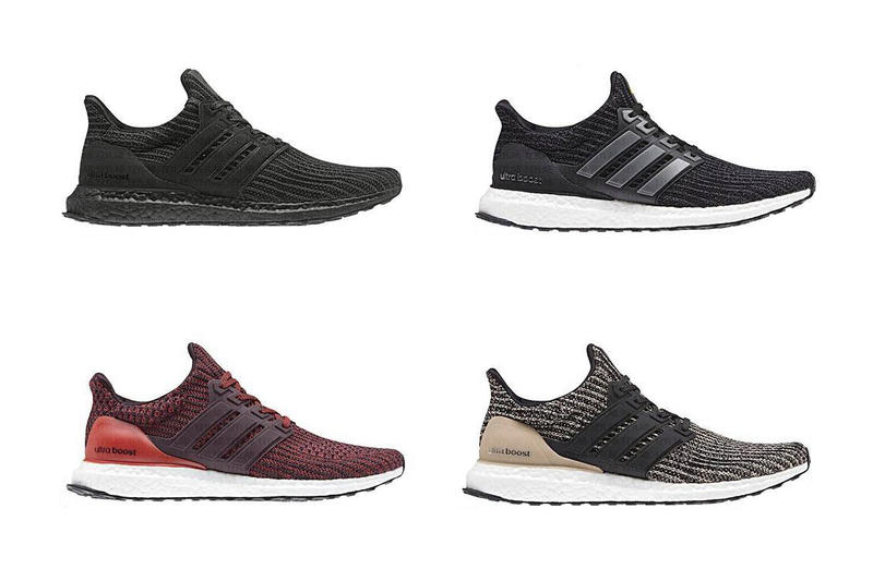 adidas UltraBOOST 4.0 Colorways