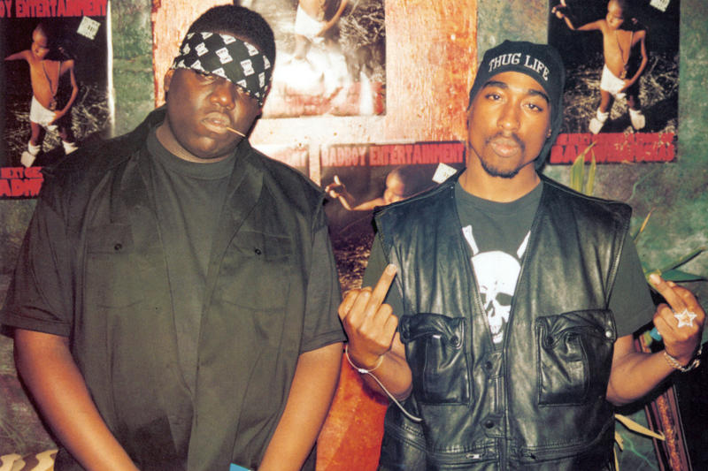 A&E Biggie The Life of Notorious BIG Who Killed Tupac Shakur Biography Documentary