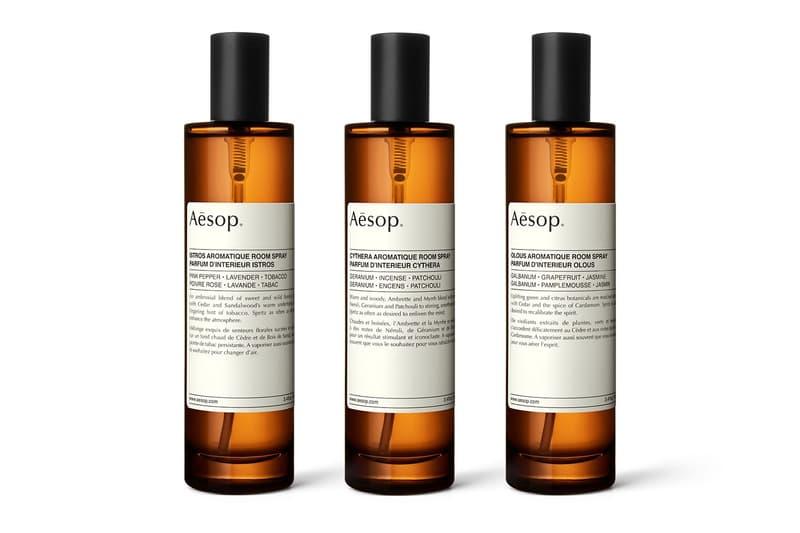 "Aēsop ""Aromatique Room Sprays"""