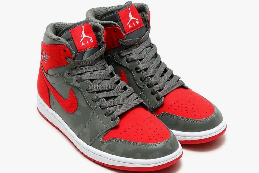 Air Jordan 1 Retro High Camo \