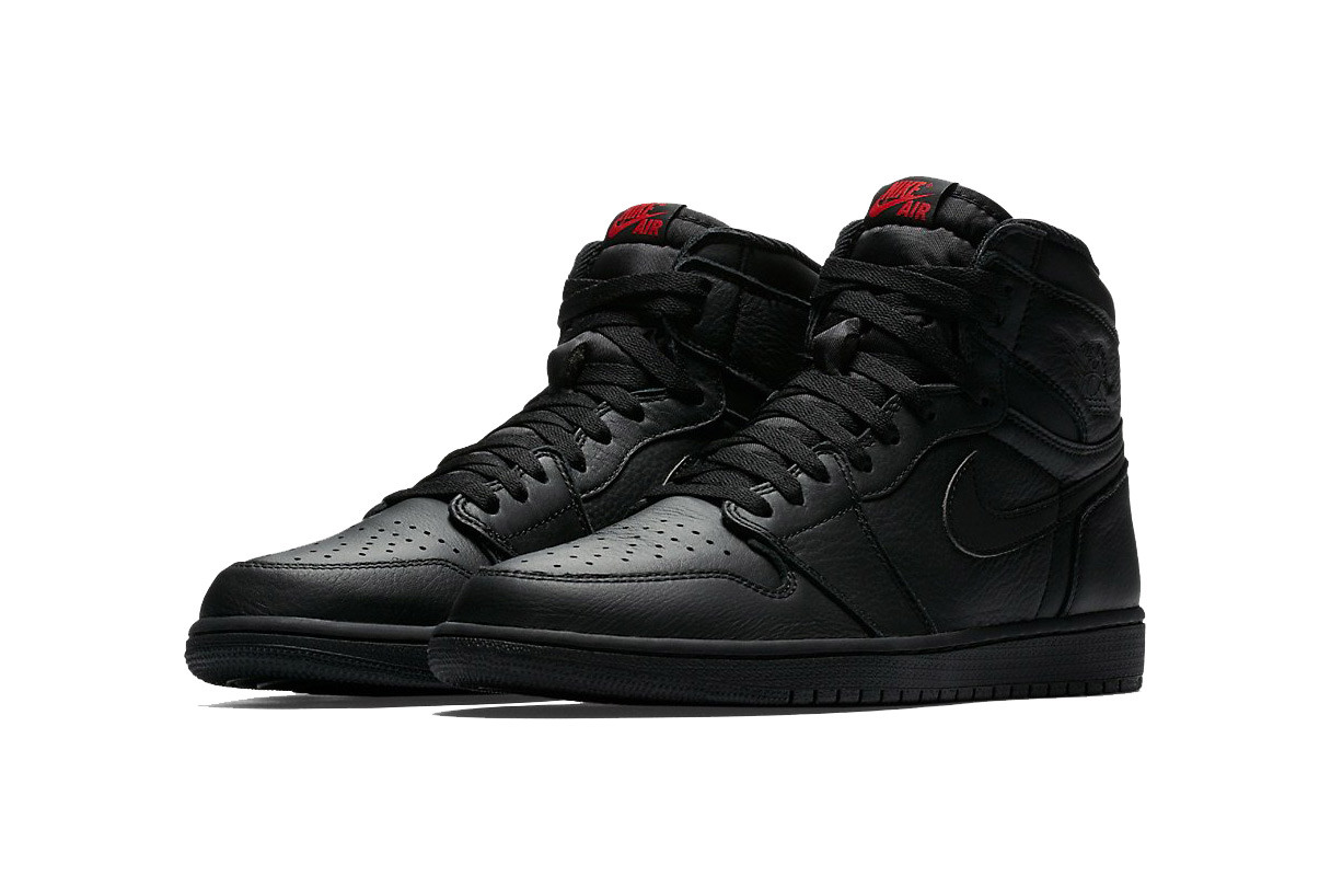 YUKETEN ユケテンがエアジョーダン 1 air jordan 1 にインスパイアされたレザーブーツを発表 yuketen meg co land jordan first boot ss19 spring summer 2019 black leather vibram sole swoosh release date info remake homage tribute