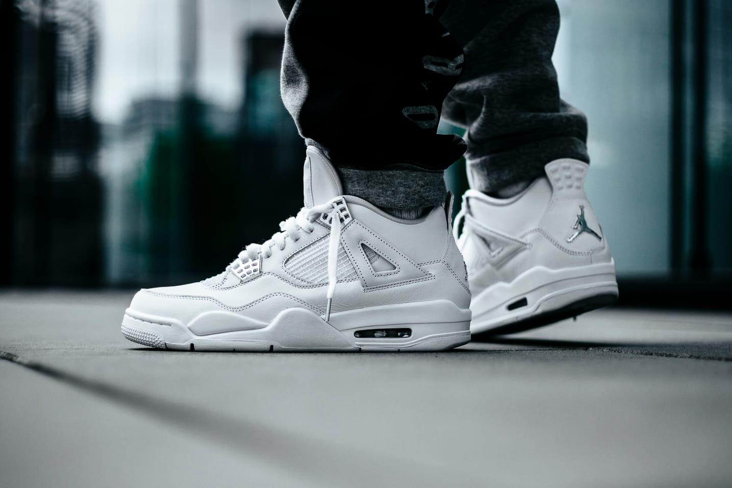 Nike Air Jordan 4 Pure Money Retro