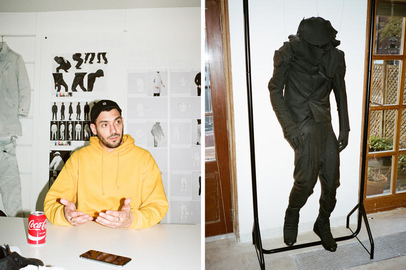 Aitor Throup G-Star Raw Research Denim Interview