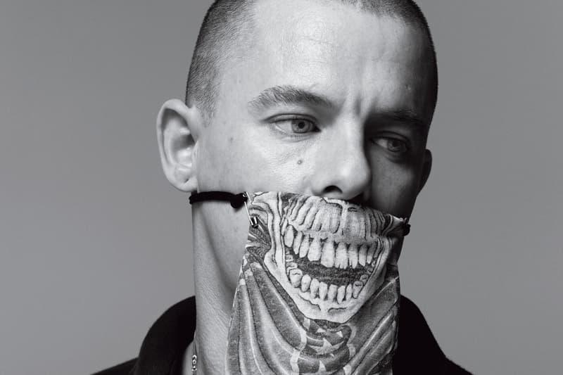 Alexander McQueen Runway Show Paris Fashion Week Mens 2017