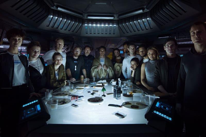 Alien: Covenant Craig Green Wardrobe Design
