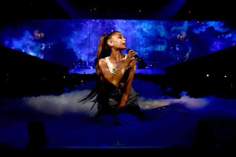 Ariana Grande Postpones Tour Manchester Attack