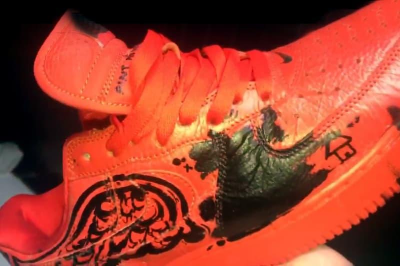 A$AP Bari Nike Air Force 1
