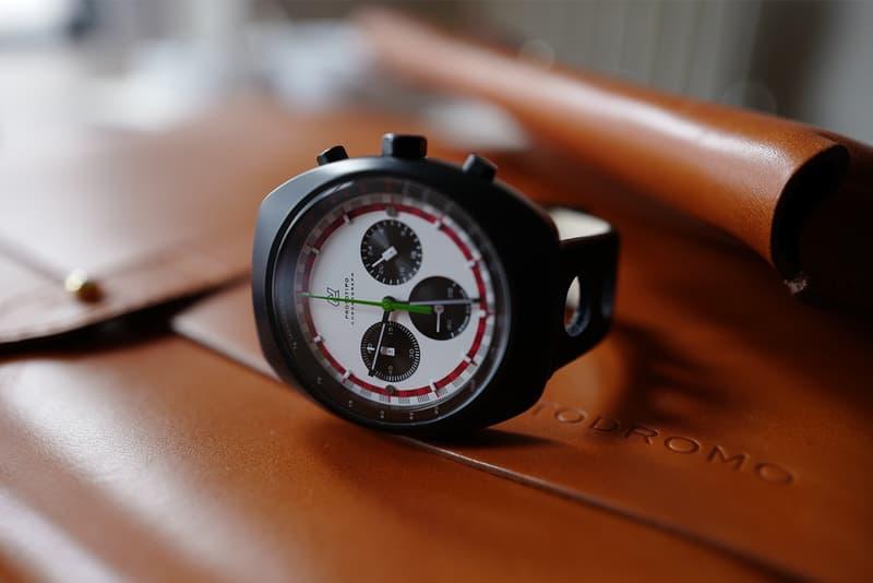 Autodromo Brian Redman DLC Prototipo Chronograph