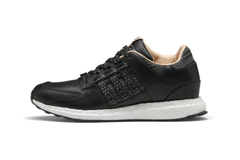 finest selection edbb4 1c67d adidas consortium eqt 9316 support avenue sneaker store antwerp 6 six  belgium black tan. 1 of 2