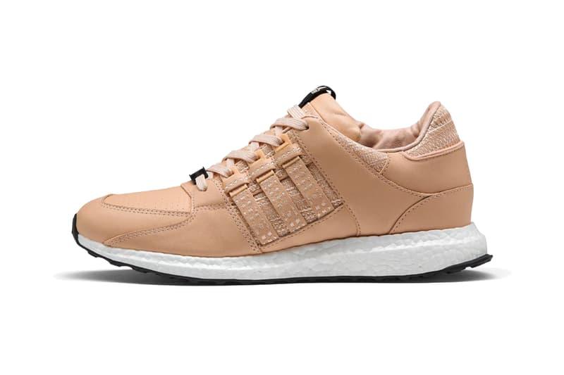 adidas consortium eqt 93/16 support avenue sneaker store antwerp 6 six belgium black tan