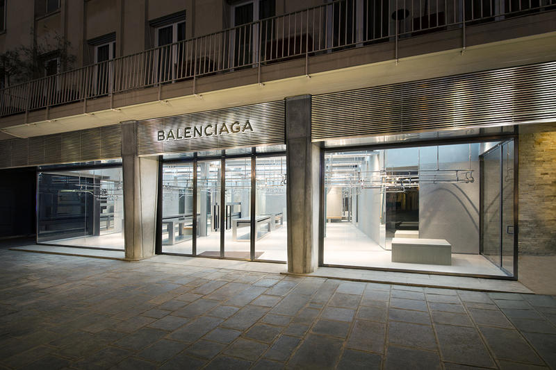 Balenciaga's New Paris Store is Opening in September