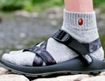 BAPE & Chaco Blend Outdoor Functionality With Fashion