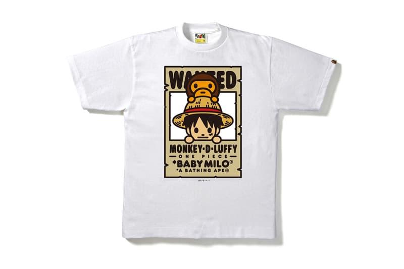 BAPE One Piece Capsule Collection