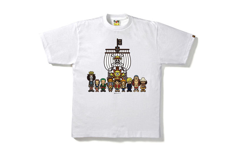 bdba2234 BAPE x 'One Piece' Capsule Collection | HYPEBEAST