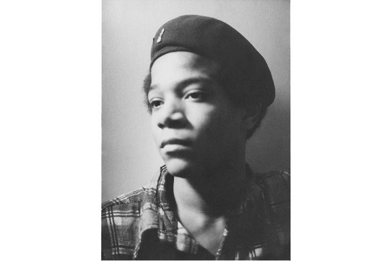 Basquiat's Unseen Teenage Portraits to Be Shown at House of Roulx