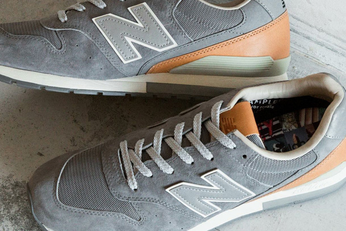 finest selection 640bd 6b98e BEAUTY   YOUTH Team up With New Balance Once Again