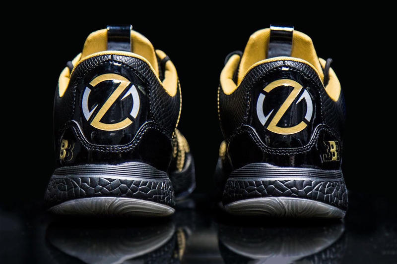Big Baller Brand Plagiarizes Logo for Lonzo Ball Basketball LaVar Ball Sneakers