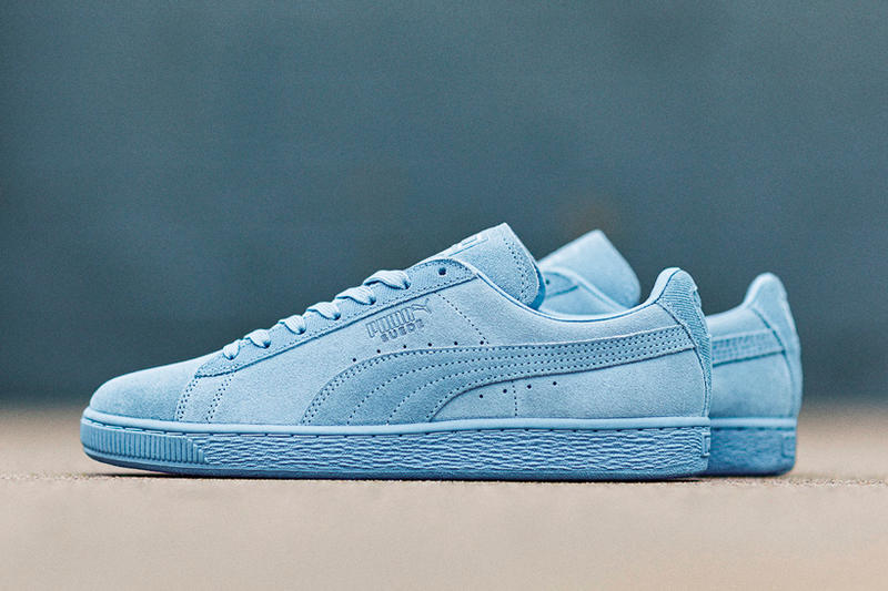 low priced 52713 347e8 Big Sean Models PUMA's Suede Classic Tonal Pack | HYPEBEAST