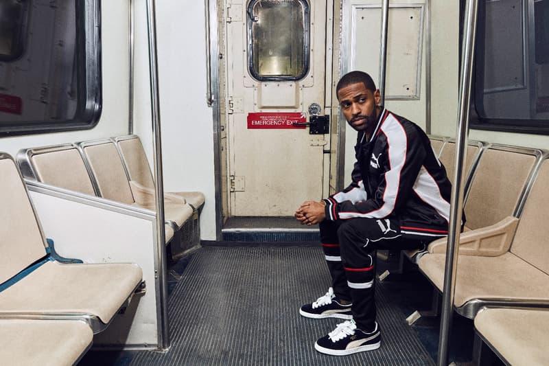 Big Sean PUMA SUPER PUMA Pack Track Pants Track Jackets PUMA Suedes 5cf46f3c9