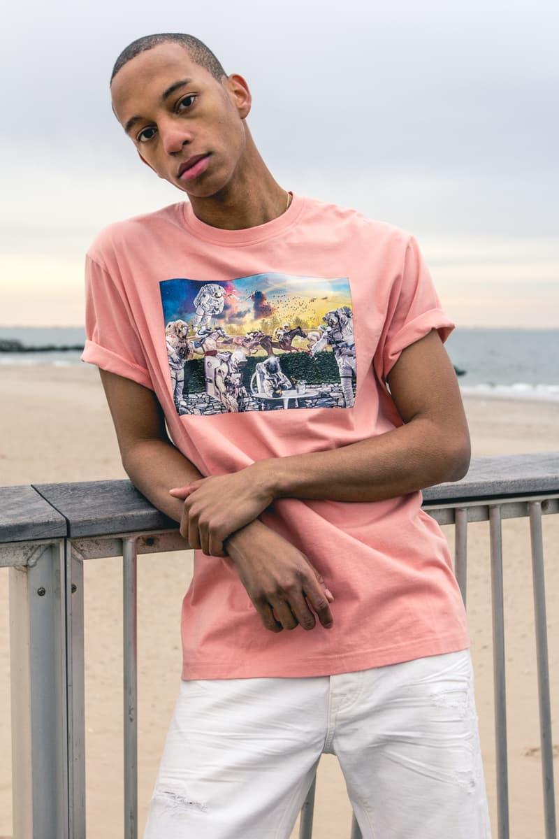 Billionaire Boys Club 2017 Summer Fashion Apparel Clothing Streetwear Pharrell Williams