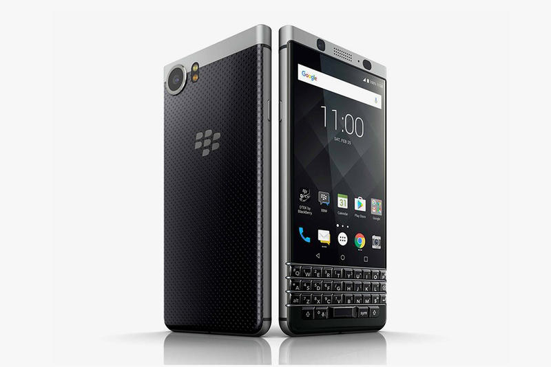 BlackBerry KeyOne Smartphones